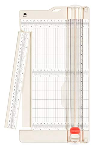 Bira Craft paper trimmer and scorer with swing-out arm, 6