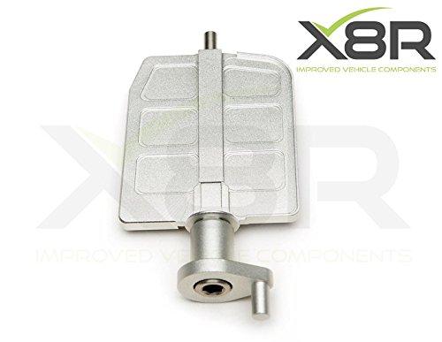 X8R REPAIR KIT FOR DISA M54 3.0 ENGINE VALVE UNIT FLAP REBUILD APPLICABLE TO BMW E60 2002-2005 530i SEDAN WITH 3.0 LITER ENGINE PART X8R42