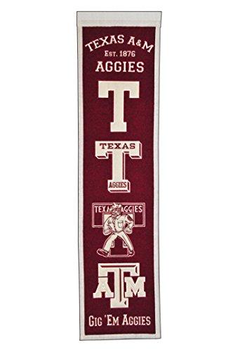 NCAA Texas A&M Aggies Heritage Banner