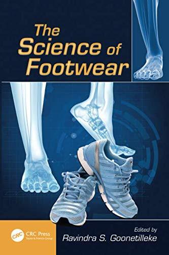 The Science of Footwear (Human Factors and Ergonomics)