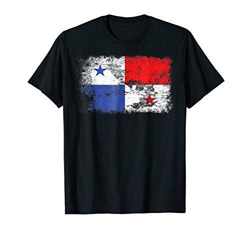 (Panama Flag T-Shirt | I'm Proud of my Country Tee)
