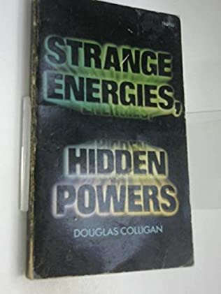 book cover of Strange Energies, Hidden Powers