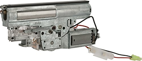 Evike - Complete Reinforced Gearbox with Motor for P90 Series Airsoft AEG (Model: Standard)