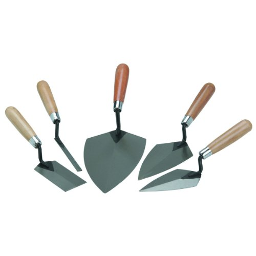 Tuck Pointer Joint (Masonry Hand Tools 5 Piece Mason Set)