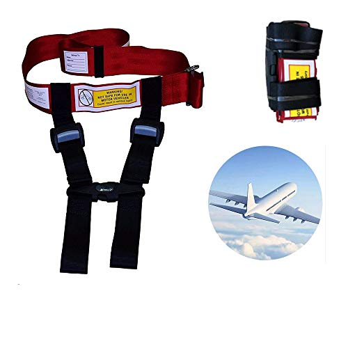 Cares Child Fly Safe Airplane Harness Seatbelt Safety Restraint AMSAFE FAA