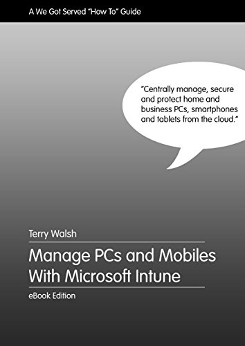 Manage PCs and Mobiles With Microsoft Intune Pdf