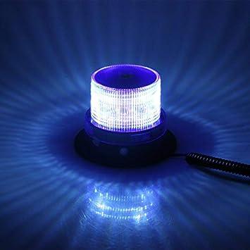 12V LED luz estroboscópica baliza luz parpadeante de advertencia de alarma de emergencia Lámpara De Advertencia Señal