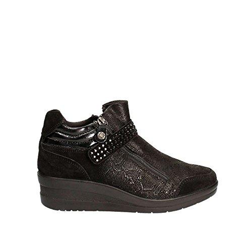 Enval 8964 Enval Sneakers Donna Donna Nero Nero Sneakers Enval 8964 8964 qwYtI7xp