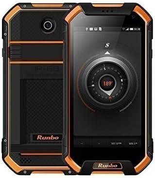Runbo F1 - Smartphone resistente a la intemperie (5,5 pulgadas ...