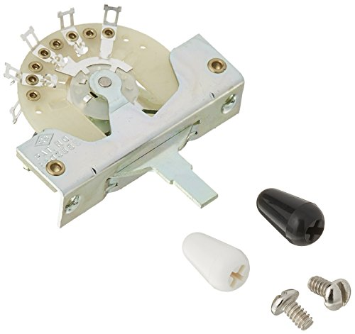 Ernie Ball 3-Way Strat Switch - Selector Warehouse Tips