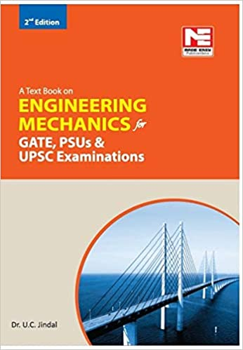Buy A Text book on Engineering Mechanics for GATE, PSUs