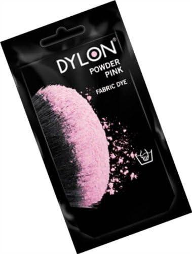 Dylon Tinte para Tela, Color Rosa, 50 g