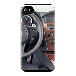 Fashion Cases For Iphone 6plus- Red Bmw M6 Dashboard Defender Cases Covers