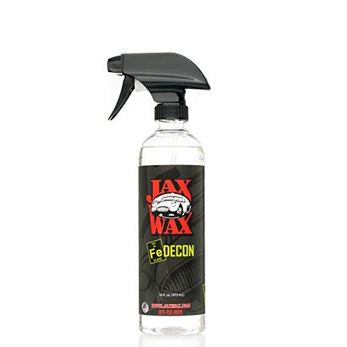 Jax Wax Iron Decon