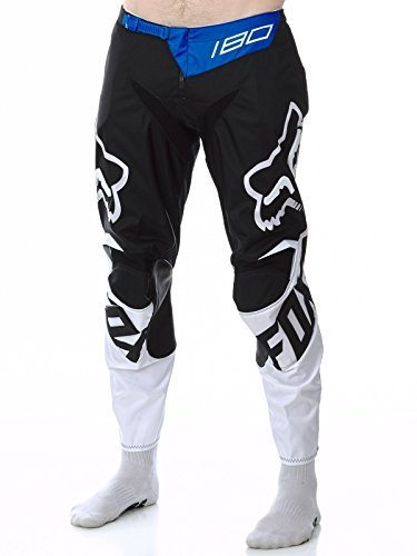 Fox Racing 2017 Men's Off-Road 180 Motorcycle Pants- Black 30