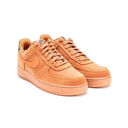 Lv8 Da gum Uomo Air 1 monarch black Marrone Medio Nike monarch nero Scarpe Force '07 Med Fitness Style 800 Brown Iw0ZRqC