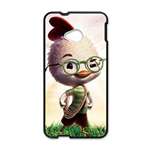 Chicken Little HTC One M7 Cell Phone Case Black O1675478