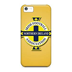 forever phone back shell Hot New Proof iphone 4 /4s - northern ireland football logo