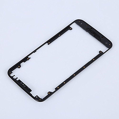 Best Shopper - Motorola Moto X Play XT1562 Middle Outer Housing Frame - Black