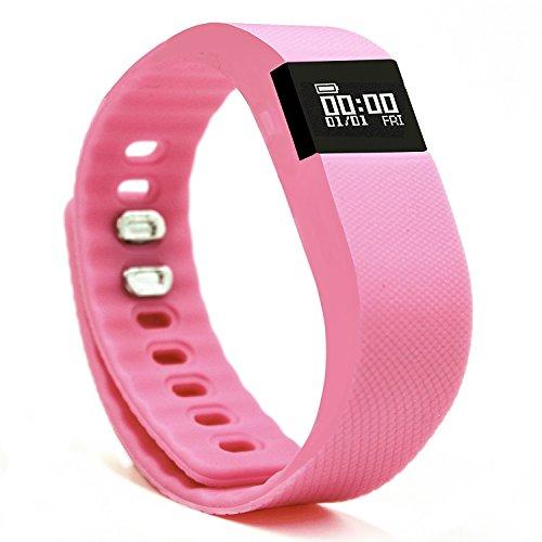 Activity NewYouDirect Bluetooth Wristband Pedometer