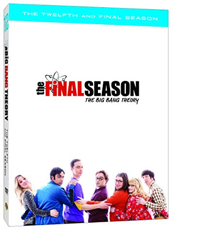 The Big Bang Theory: The Twelfth and Final Season (Big Bang Theory Season 7 Dvd)