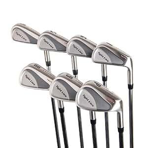 Amazon.com : Adams New Tight Lies Tour Irons 4-PW R-Flex True Temper Steel RH : Golf Club Iron