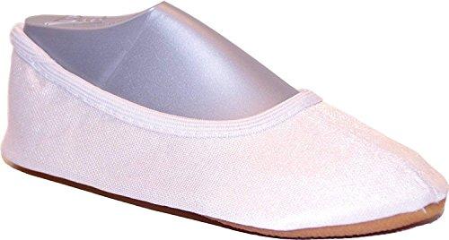 Femme Chaussures Basic gymnastique Beck Weiß 070 U76wIqv