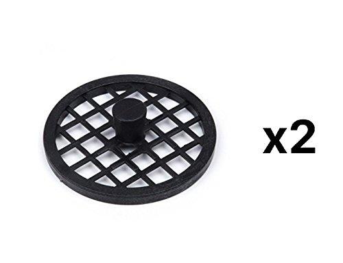 Plastic Disposer (2 X Fox Run Garbage Disposer Screen, Plastic)