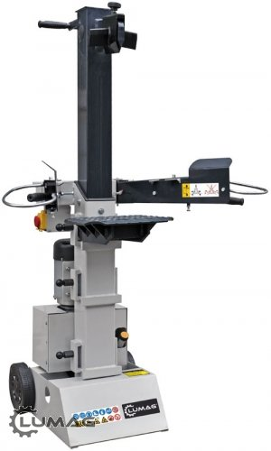 Hydraulik Holzspalter HOS 8t-230V Lumag