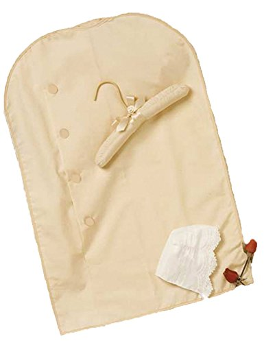 Christening Bag - Little Things Mean A Lot Muslin Heirloom Preservation Bag 26 Inch