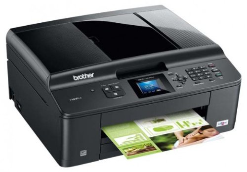 Brother MFC-J430W Inkjet All-in-One, Office Central