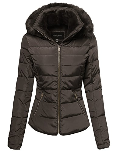 Quilted Puffer Jacket - 2