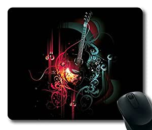 Musical Instruments Masterpiece Limited Design Oblong Mouse Pad by Cases & Mousepads