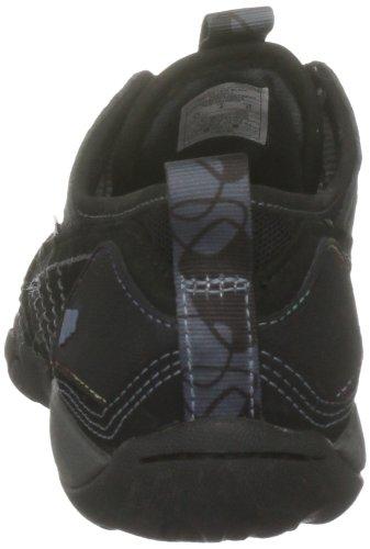 Merrell MIMOSA LACE J68164 - Zapatillas de cuero nobuck para mujer Negro