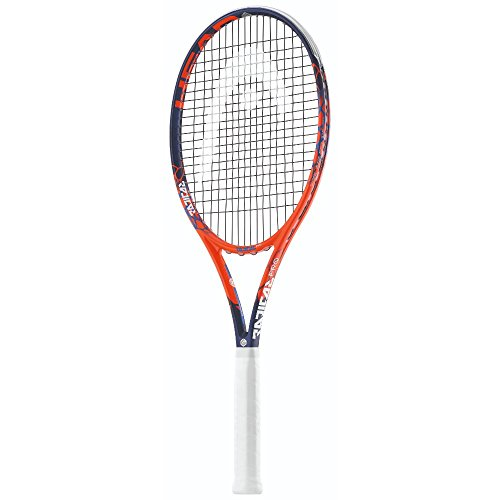 Head Graphene Touch Radical Pro Tennis Racquet-4 3/8