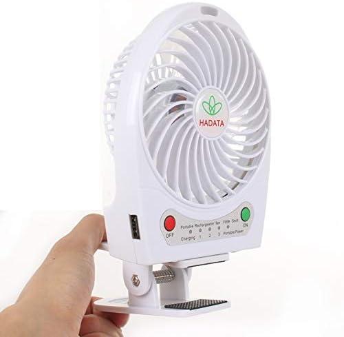 STZLY Mini Ventilador del Escritorio Pequeño Ventilador Hadata 4.3 ...