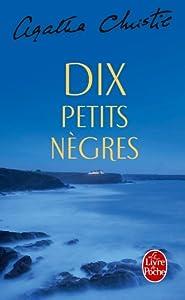 vignette de 'Dix petits nègres (Agatha Christie)'
