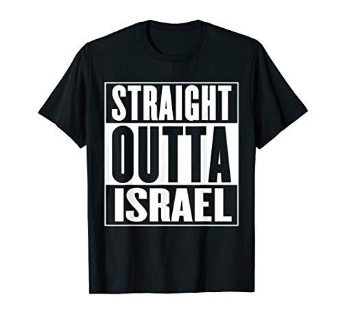 Straight Outta Israel T-Shirt