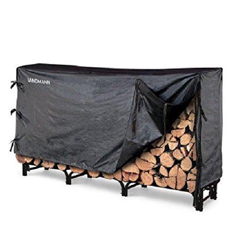 Landmann 82443 Firewood Rack with Cover - 8 Feet by Landmann (Image #2)