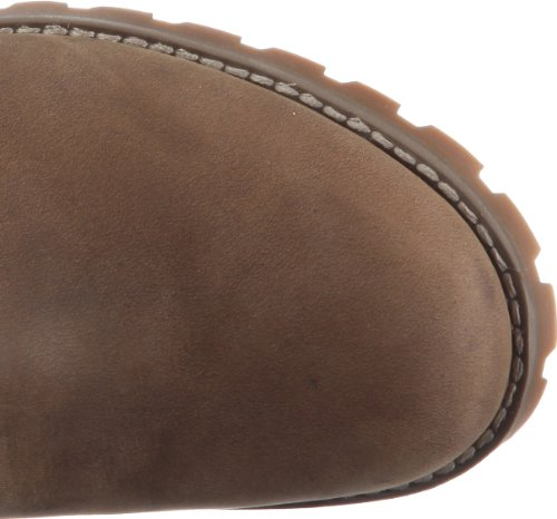 Timberland ATRUS MID BOOT TAUPE 17628 - Botas de cuero para mujer Marrón