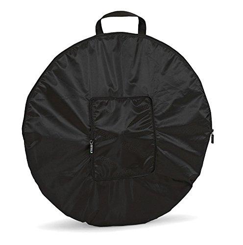 SCICON Smart Pocket Design Pocket Wheel Bag, Black, 70x70x2cm