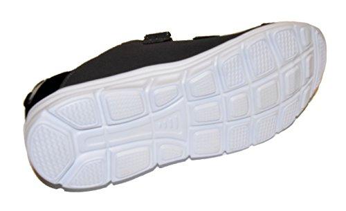 BTS - Zapatillas de running de malla para mujer Multicolor - Schwarz/ Grau