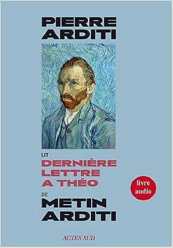 Derniere Lettre A Theo Livre Audio 1cd Audio Metin