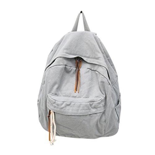 School Sunfei Backpack Canvas Teenagers