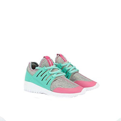 Chika 10 , Mädchen Sneaker mehrfarbig verschiedene farben