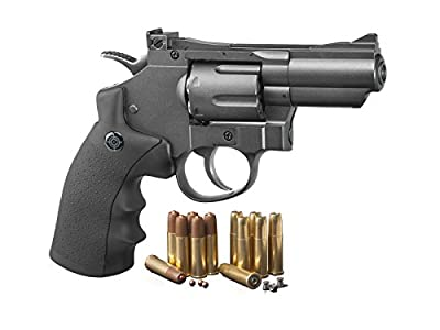Crosman SNR357 CO2 Dual Ammo Full Metal Revolver air pistol