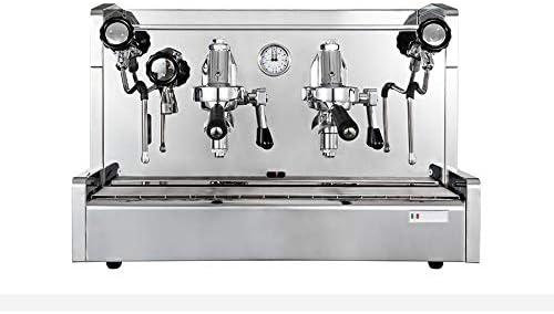 Cime 06 Cafetera expreso 2 Sistema de ruppen (aleación de cromo ...
