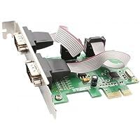 SYBA SI-PEX15058 2 Port Controler Card