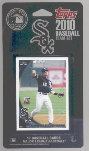 Sox 2009 Team Set - 2007 2008 2009 & 2010 Topps Chicago White Sox Baseball Cards Team Set Lot - Over 65 Cards!! Lot Includes Gordon Beckham, Alexei Ramirez, Bobby Jenks, Alex Rios, Gavin Floyd, Omar Vizquel, Jake Peavy & more!