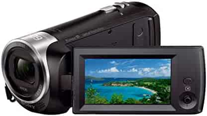 Sony - HDRCX405 HD Video Recording Handycam Camcorder (black)